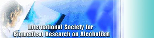 International Society for Biomedical Research on Alcoholism